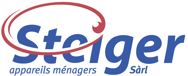 Steiger. Appareils ménagers Retina Logo